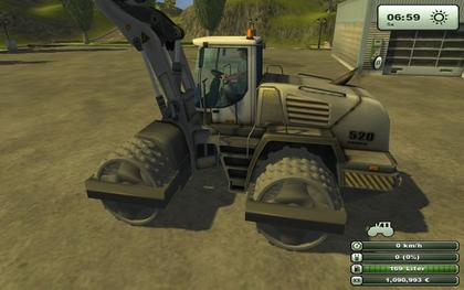 Schmidtm Compacter Wheel Loader