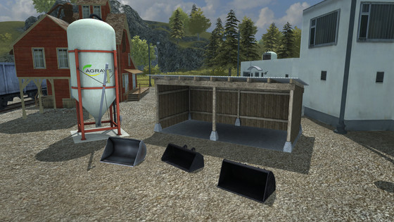 Fertilizer & Seed Storage
