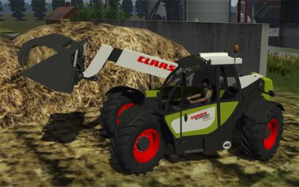 Claas Scorpion v5