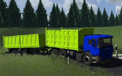 Scania G440 pack