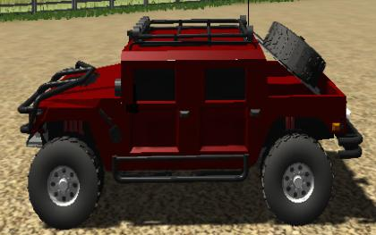 New Hummer H1