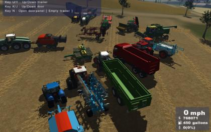 Farming Simulator 2009 packc