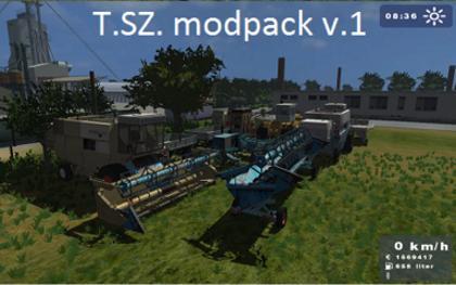 TSZ v1 Mod pack