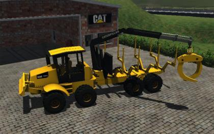 Cat Forwarder 584HD pack