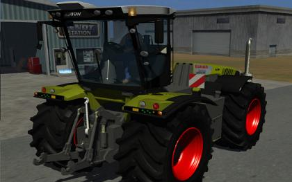 Claas Xerion 5000 v15 Fixed