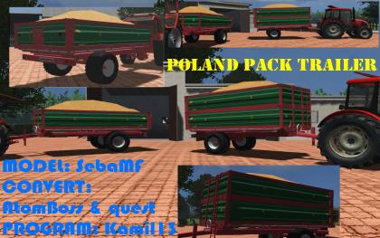 Poland Trailer pack