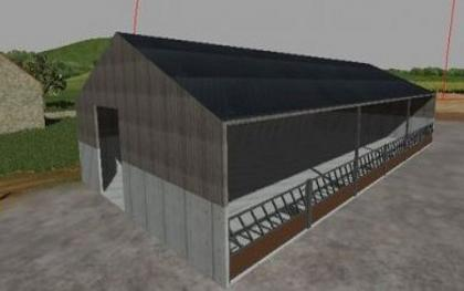 Large Cattle Shed