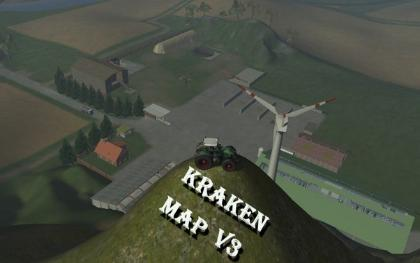 Kraken Map v3 Final pack