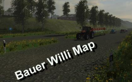 Bauer Willi Map v1 pack
