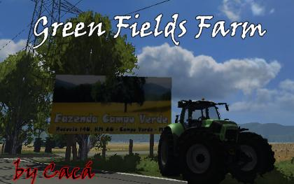 Green Fields Farm Map pack