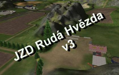 JZD Ruda Hvezda v3 MP Ready