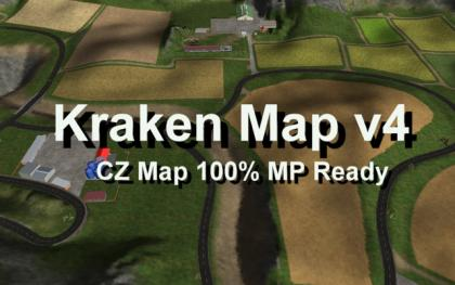 Kraken Map v4 CZ pack