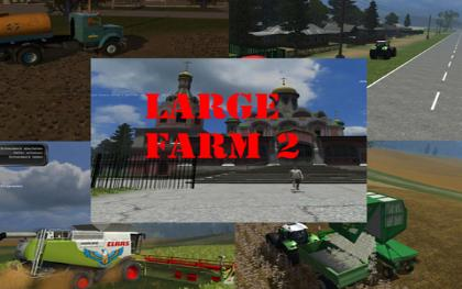 Large Farm 2 pack
