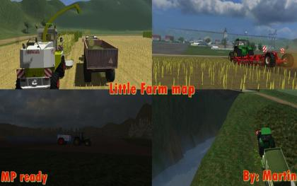 Little Farm Map CZ