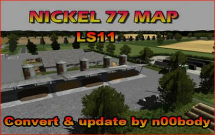 Nickel77 Map pack