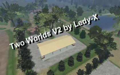 Two Worlds v2 by LedyX pack