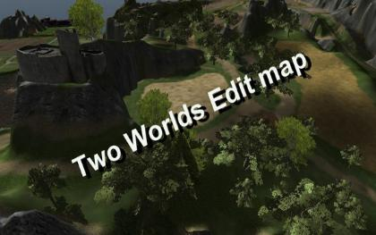 Two Worlds v2 For Edit pack