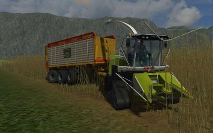 Claas HS 2 Energy Willow Mod
