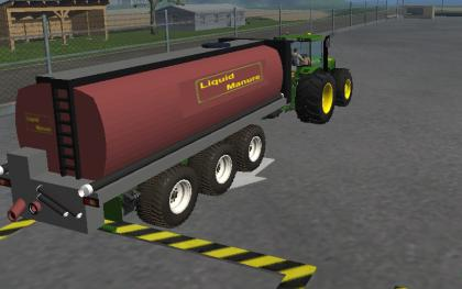 Liquid Manure Tank pack