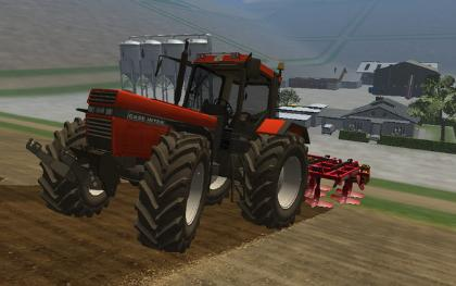 Case IH 1056XL pack
