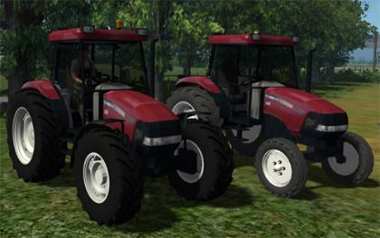 Case IH jx80 pack