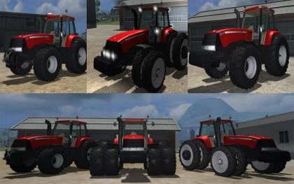 Case IH MX 280 pack