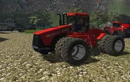 Case IH Steiger 600 Ready