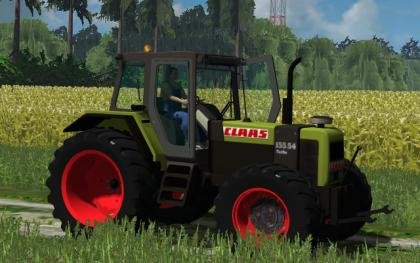 Claas 155.54 Turbo