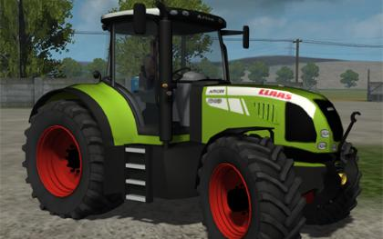 Claas Arion 640 v2