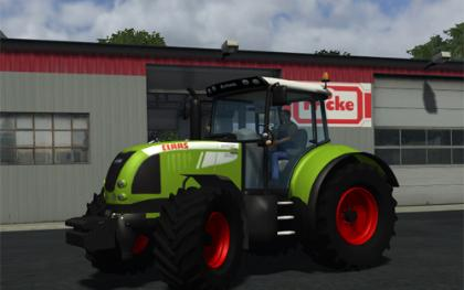 Claas Arion P