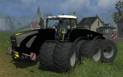 Claas Trisix Monster