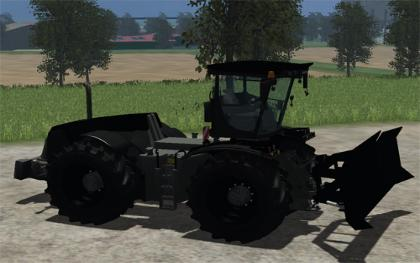 Claas Xerion 5000 Black pack