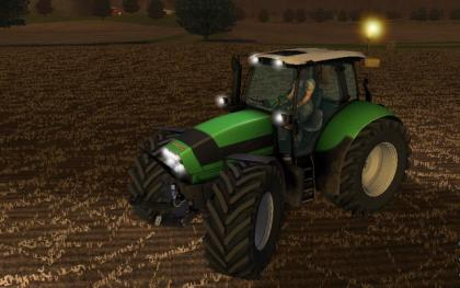 Deutz Agrostron M620 Edit