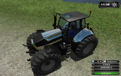 Deutz Agrotron x720 Chrome Edition