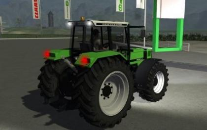Deutz Fahr Agrostar 631 Turbo