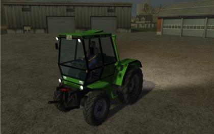 Deutz Intrac 2004