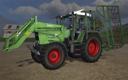 Fendt 306 Turbomatic