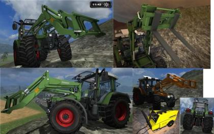 Fendt 380GTA Turbo pack