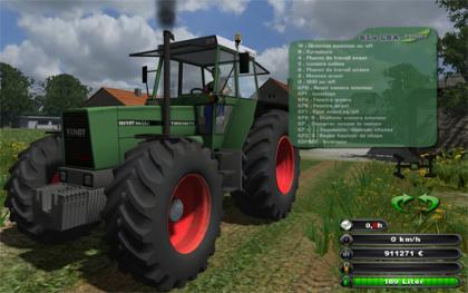 Fendt 614 Lsa Fix