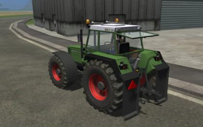 Fendt 615 by Vin Fendt