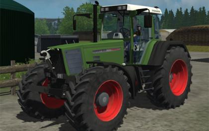 Fendt 818 Favorit TMS
