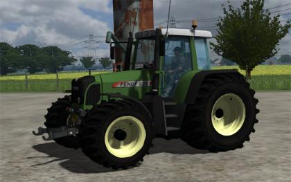 Fendt 820 Vatio
