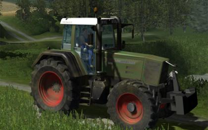 Fendt 926 Favorit (dirty)