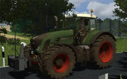 Fendt 933 Vario by Acert