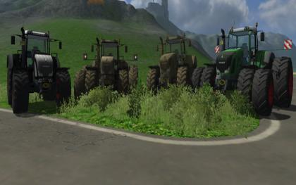 Fendt 939 Robvdheijden Edit v1.1