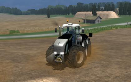 Fendt Trisix Black