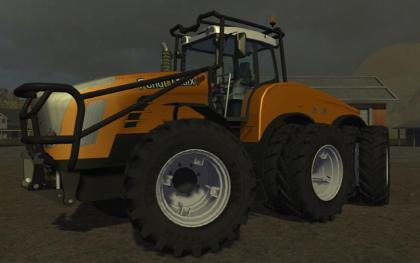 Fendt Trisix Forest