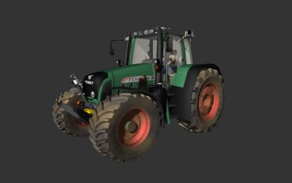 Fendt Vario 820 Greentec