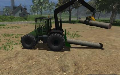 Fendt Xylon Forest
