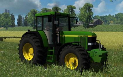 John Deere 7810 EU Edit